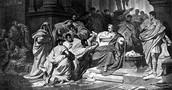 Julius Caesar's power