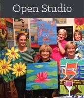 Open Studio - 21+ Halloween Party