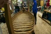 Original Viking Boat