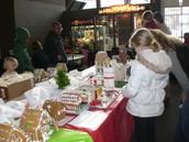 Gingerbread Village!