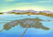 Old Depiction of Tenochtitlan