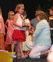 Me in the Little Miss & Mr. contest