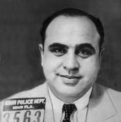 Capone's Mugshot