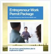 Entrepreneur work permit @ 1600€ flat
