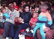 Michael's Family