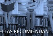 Las bibliotecarias y los lectores recomiendan.