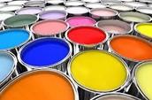 צבעים בגן הילדים