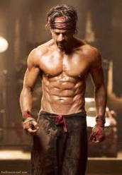 SRK IS COMING TO TOWN TO SHOW HOW TO WORK OUT THE SRK WAY