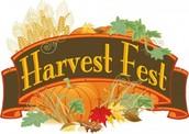 Belvidere SECOND ANNUAL HARVEST FESTIVAL @ Garret Wall Park