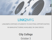 Montgomery High School Students & LINK2MFG