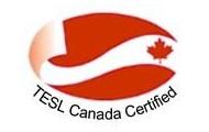 Certificada pela TESL Canada