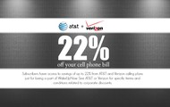 22% Off Cell Phone Discount!