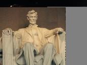 El Statua de Abraham Lincoln