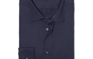 j'achete une chemise bleu