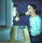 On-line predator: