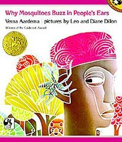 Why Mosquitoes Buzz in People's Ears - Cover