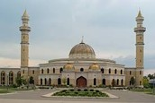 A mosque site