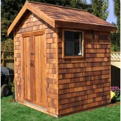 Picture of our shed