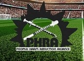 Support Harm Reduction Champions!