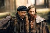 Antonio and Bassanio