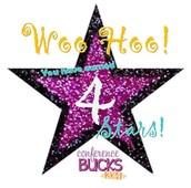 Whoop Whoop 4 STARS!