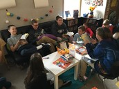 Lit Circle in Action!
