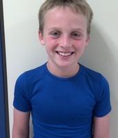 Week 2 Student of the Week Mason Hensley