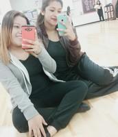 Lucia & I