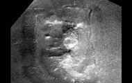 Face on the moon!
