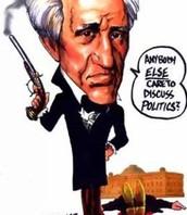 Andrew Jacksons political cartoon
