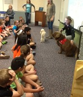 Jody Otwell Sharing Her Passion for Therapy Dogs