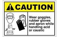 Wear protective gear