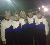 A few of my friends after the Upper-state competition my freshman year