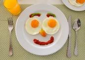 Come desayuno