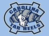 #3 University of North Carolina at Chapel Hill