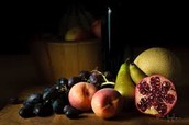 Traditional to eat a new fruit of season.