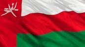 The Oman Flag