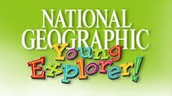 National Geographic Young Explorer Magazine