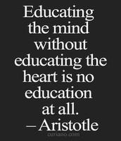 #Educatethewholechild
