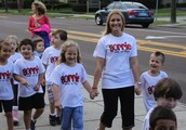 Support Gorrie Elementary School's Walk-a-Thon