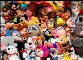 Stuffed animals now