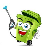 Harrow Wheelie Bin Cleaning