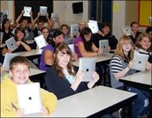Ipads are also a huge part of most public schools.