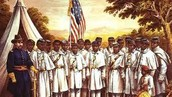 The African Americans in the War