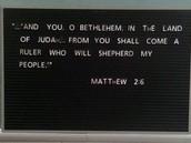 Advent Messages