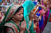 how hindus worship