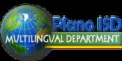 Plano ISD Multilingual Department