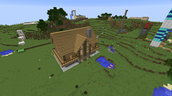dragonfiretm's and theevilfishgenie's house