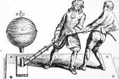 Von Guericke's Vacuum Pump