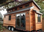 First tiny house we sold